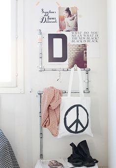 lovely modern mood board