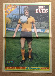 ROY ROVERS Preprinted Autographed football picture Wolverhampton Wanderers EVES | eBay