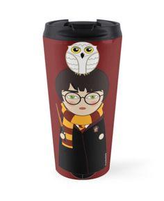Kokeshi Harry Potter by Pendientera