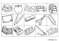 contrassegni-scuola-accoglienza2 Kids Education, Teaching English, Coloring Pages For Kids, Doodle Art, School Supplies, Back To School, Kindergarten, Homeschool, Geek Stuff