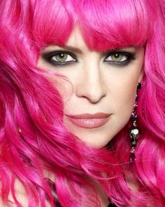 Story of Tarantino ~ hot pink hair – Toptrendpin Hot Pink Hair, Neon Hair, Color Your Hair, Cool Hair Color, Hair Colors, Colours, Color Rosa, Hair Trends, Pretty In Pink