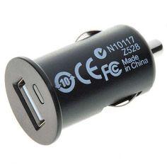 R$15.00  Adaptador USB para acendedor de cigarro