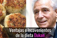 Descubre las ventajas e inconvenientes de la dieta Dukan