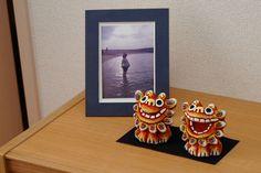 Shisa Sacred Guardian Beasts on Your Desk 02 | eBay