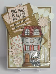 Joy!crafts: Verhuiskaart...