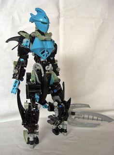 Bionicle MOC: Giza II by TamanisCookies