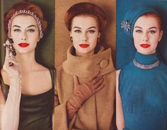 Lillian Bassman 1950s ♥  ♥ ✿ Ophelia Ryan✿♥