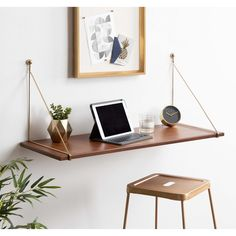 Desks For Small Spaces, Small Space Living, Furniture For Small Spaces, Small Space Office, Living Area, Small Workspace, Office Furniture Stores, Furniture Deals, Furniture Outlet