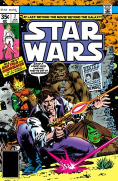 Marvel Comics of the 1980s: #HowardChaykin #StarWars