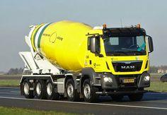 MAN - Beton Construction Machines, Construction Services, Types Of Concrete, Manchester Nh, Mixer Truck, Concrete Mixers, Heavy Duty Trucks, Tow Truck, Cool Trucks