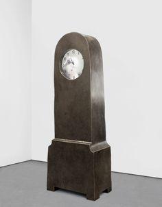 Maarten Baas - grandmother clock, 2013