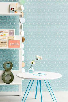 Behang / Wallpaper collection Summer Breeze - BN Wallcoverings