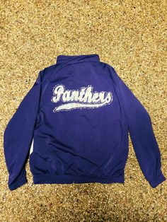 "Authentic Youth Cheerleading Warm Ups-Embroidered with ""Madison"""