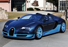 2012- #bugatti #veyron grand sport vitesse - I'm not Jay-Z or Beyonce, so this is as close as I'll get to one of these :-D