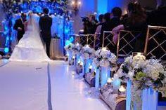Resultado de imagen para decoracion de ceremonia de bodas con velas