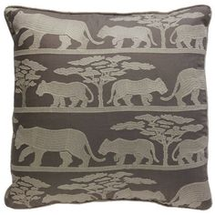 Andrew Martin Pride Linen Taupe Cushion ($120) ❤ liked on Polyvore featuring home, home decor, throw pillows, grey, grey accent pillows, linen throw pillows, embroidered throw pillows, inspirational throw pillows and lion figurine