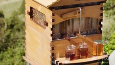Experience the magic of harvesting fresh, raw, unprocessed honey straight from the hive with Flow Hive. Bee Hive Plans, Mushroom Cultivation, Honey Bee Hives, Bee House, Bee Farm, Wine And Cheese Party, Backyard Beekeeping, Exotic Fruit, Bee Keeping