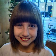 For the right kid I absolutely do kids cuts. #haircut #hair #bangs #fringe