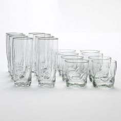Libbey Imperial 16-pc. Beverage Set - same set we already have, and have broke half... Time to order more