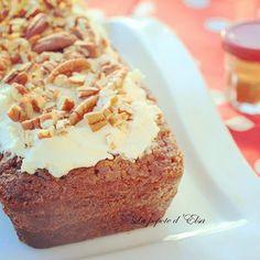 Mon carrot cake --> http://lapopotedelsa.fr/carrot-cake/