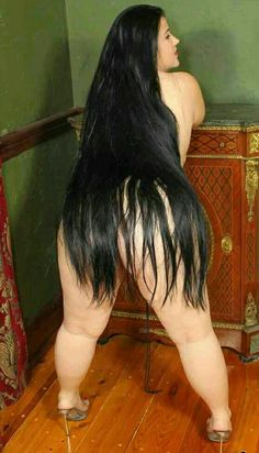 Big beauty nude