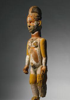 Igbo Tutelary Deity Female Figure, Nigeria | lot | Sotheby's