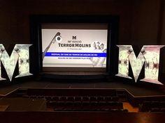 Gracias @terrormolins Tv, Instagram, Trapillo, Thanks, Television Set, Television