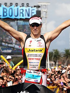 Melbourne Ironman Winner Craig Alexander - Inspirational