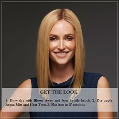 """GET THE LOOK: """"Gwyneth"""" - Human Hair Lace Front Wig"""