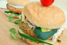 Vega burger deluxe