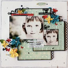 A Project by georgia keays from our Scrapbooking Gallery originally submitted 04/26/11 at 07:32 AM