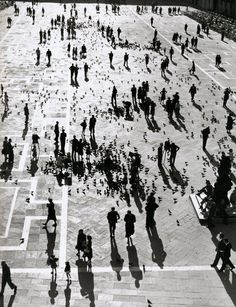 Piazza San Marco, Venice, 1939 From The Essential Herbert List: Photographs 1930-1972