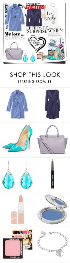 """winter!"" by cool-girl-love-fashion ❤ liked on Polyvore featuring L.L.Bean, Sarah Pacini, Christian Louboutin, MICHAEL Michael Kors, Latelita, Bobbi Brown Cosmetics, Rimmel, T. LeClerc, TheBalm and West Coast Jewelry"