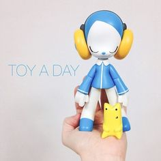 Toy a day, Steiny / By Kaijin
