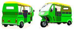 Green e-Trike