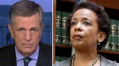 Hume: Something is rotten in Loretta Lynch's department