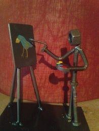 Swift Metal Art ~ welded sculptures - Gallery