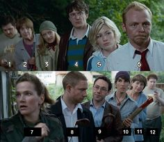 "28 Things You Might Not Know About ""Shaun Of The Dead,"" ""Hot Fuzz,"" And ""The World's End"" - SPOILERS and Easter Eggs"