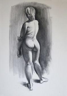 When it comes to black and white drawing, no other medium is as rich and satisfying as charcoal. The velvety darks and the ability to create loose, gestural marks are what make charcoal so unique. Here's a step-by-step tutorial demonstrating the basics of drawing with charcoal.