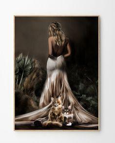 Digital Drawing Pen, Scandinavian Design, All Art, Art Prints, Drawings, Illustration, Artist, Nature, Art Posters