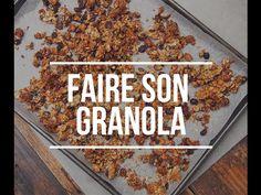 Faire son granola maison, tellement facile ! - Paris dans ma cuisine