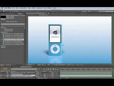 Part 3/3: CINEMA 4D to After Effects Basic, by Tim Clapham