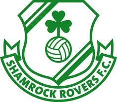 1901, Shamrock Rovers F.C., Dublin Ireland #ShamrockRoversFC #Shamrock (L465)