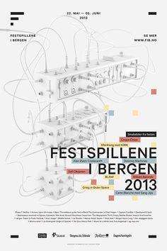 Bergen International Festival 2013