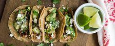 Grilled Chipotle Shrimp Tacos