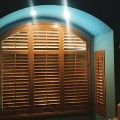 Wood Shutters, Regency, Blinds, Shades, Curtains, Twitter, Home Decor, Decoration Home, Room Decor