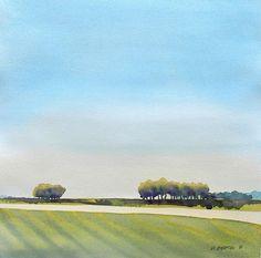 landscape version 1 by Don Gore (dgdraws), via Flickr