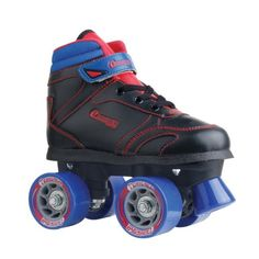 Children's Roller Skates - Chicago Boys Sidewalk Skate * Want to know more, click on the image.