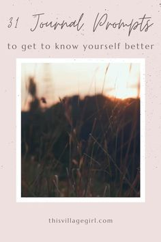 31 Journal Prompts that will help you get to know yourself better Positive Quotes, Motivational Quotes, Inspirational Quotes, Instructional Coaching, Nature Study, Journal Prompts, Journal Ideas, Marketing Digital, Live For Yourself