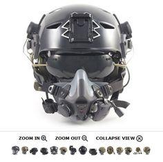 OPS-COREにつぐミリタリーヘルメットの定番となるか!?新世代のヘルメットTeam Wendy(チーム・ウェンディ)EXFIL LTPバンプヘルメット | さばなび